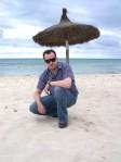 John at Beach