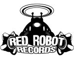 Red ROBOT LOGO bw 2