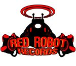 Red RObot logo colour