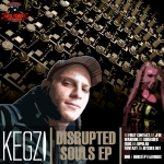 Kegzi_DisruptedSouls_Cover