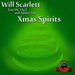 WILL SCARLETT - Xmas Spirits (RR111)