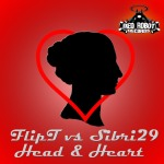 FLIPT vs SIBRI29 - Head & Heart (Cover)