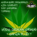 Alexander Techneeqs - High Gradey Grade (Cover)